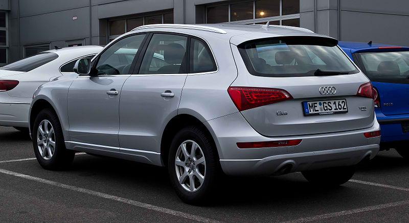 Auto Price Comparison: Audi Q5 vs. Range Rover Evoque ...